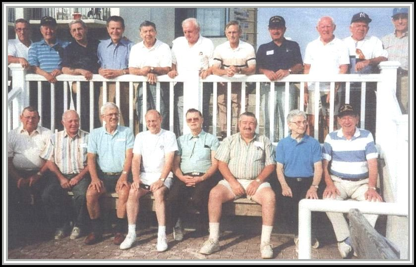 photograph of 1995 SAVAGE reunion attendees