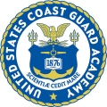 United States Coast Guard Academy logo