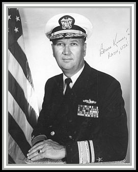 photograph of Rear Admiral Bruce Keener, III