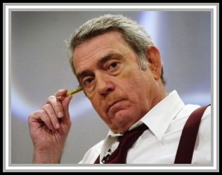 photograph of Dan Rather
