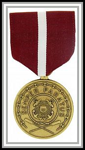 scan of USCG Good Conduct medal