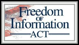 Freedom of Information Act (FOIA) logo
