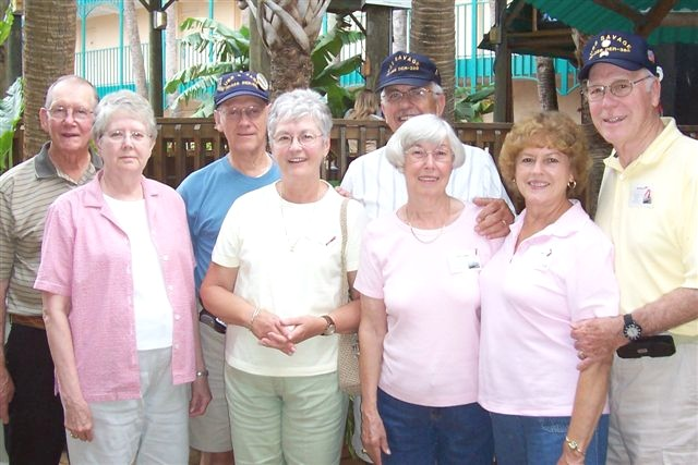 group photograph 2007 reunion