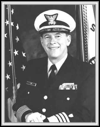 photograph of Admiral John William Kime