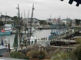 photograph of Shem Creek Harbor