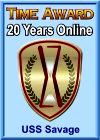 Time Award 20 Years Online