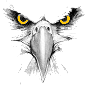 clipart of eagle